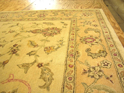Repaired Rug