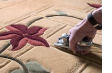 Rug Carving