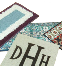 Serged Rugs